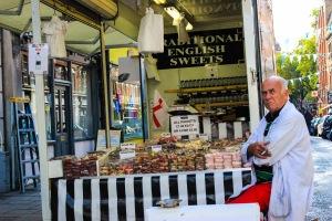london street vendor