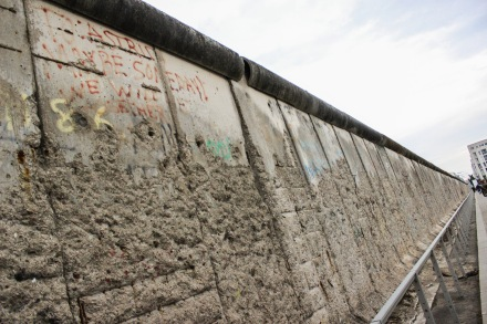 heartbreak at the berlin wall