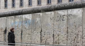 berlin wall madness