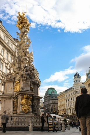 vienna sculptures