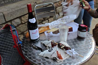 a perfect city picnic