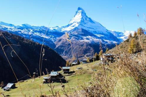 findeln hamlet, zermatt