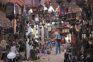 lamp shopping
