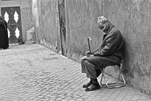 old man jmaa el fna