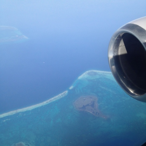 a 30,000 foot view of belize