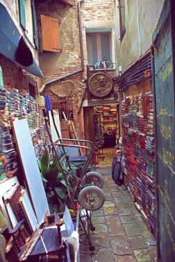 venetian bookstore