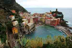 vernazza's view