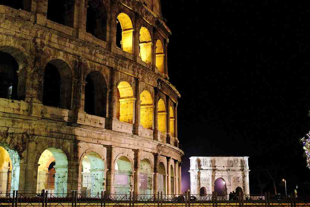 side coloseo