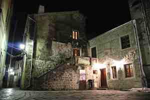 kotor at night