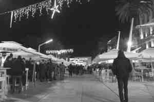 split, croatia christmas markets