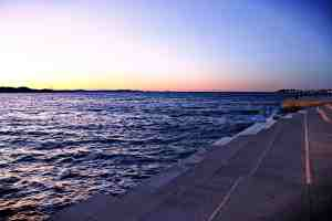 sea organ zadar, croatia